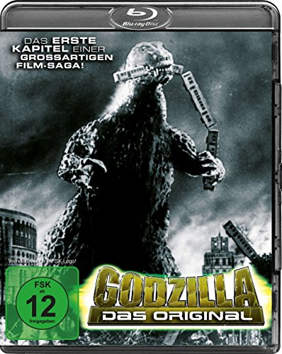 Godzilla - Das Original [Blu-ray] (Original Godzilla Filme)