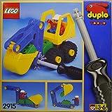 LEGO DUPLO Toolo 2915 Löffelbagger