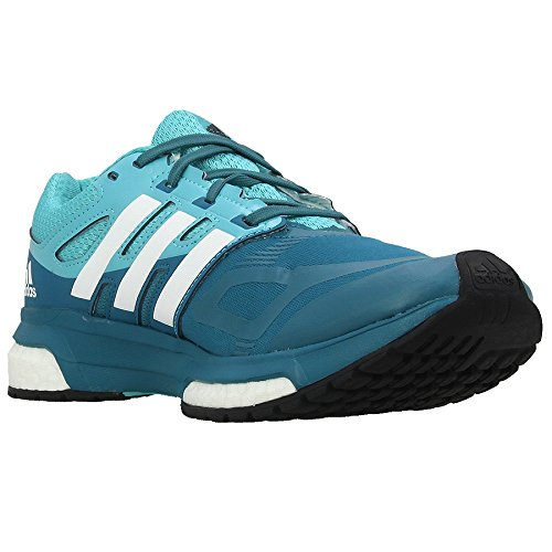 Adidas Response Boost Techfit Women's Chaussure De Course à Pied blue