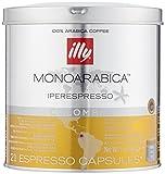 illy Iperespresso Kapseln Home, Monoarabica Kolumbien, 21 Espressokapseln, 3er Pack (3 x 21 Kapseln)
