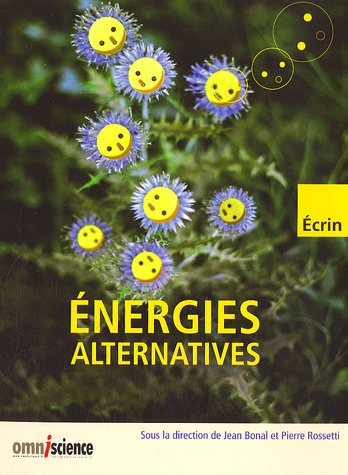 Energies alternatives par Jean Bonal