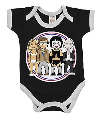 Rocky Horror Outfits - VIPwees Bébé Babygrow Sweet Transvestite Boys &