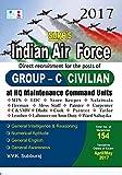 #8: Indian Air Force Group C ( Civilian ) Exam Books 2017