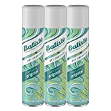 Batiste Dry Shampoo, Original, 3 Count (Packaging May Vary) by Batiste
