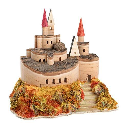 Legler 7453 - Juguetes de construcción y de la construcción - Castillo de Madera del Patio
