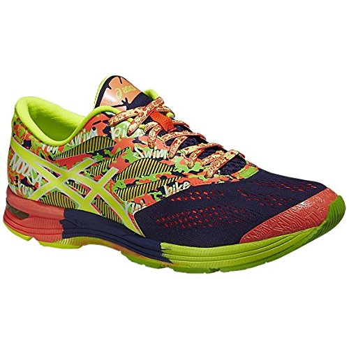 asics-gel-noosa-tri-10-mens-running-shoes-blue-indigo-blue-flash-coral-flash-4906-9-uk