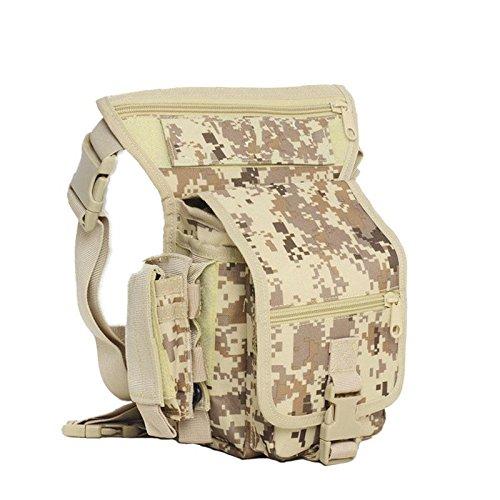 MM-Camo multifunzionale borsa/outdoor sport/viaggi borse/impermeabili equitazione borsa/zaino ,