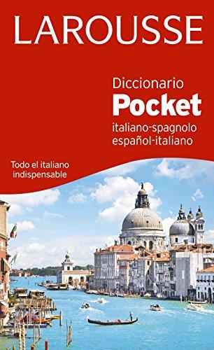 Diccionario Pocket español-italiano / italiano-spagnolo (Larousse - Lengua Italiana - Diccionarios Generales)