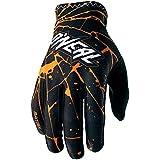 O'NEAL Matrix Gants Enigma Noir Orange MX VTT DH Motocross Enduro Offroad, 0388M de 3