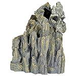 Pet Ting Skull Cave Aquatic Ornament - Aquarium Decoration - Vivarium Decoration 8