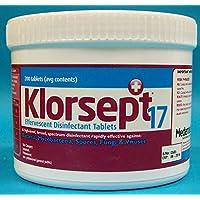 klorsept–200Compresse Effervescenti cloro disinfettante (Bleach) 1vasca