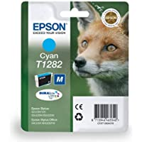 Epson T1282 - cyan - original - ink cartridge