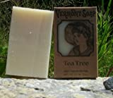 Vermont Soap Organics Tea Tree 3.5 Oz Ba...