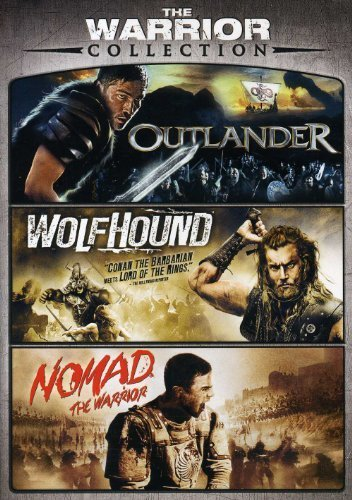 Warrior Triple Feature (Outlander/Wolfhound/Nomad) by Jim Caviezel