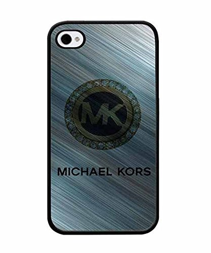 Iphone 4 / 4s Custodia Case,Iphone 4 & 4s, Michael Kors (MK) Prottetiva Customized Thin Fit Perfect Back Rugged Custodia Case Cover - by FashionLoAe