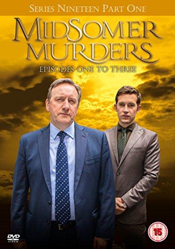 Midsomer Murders - Series 19 Part One [UK Import] Preisvergleich