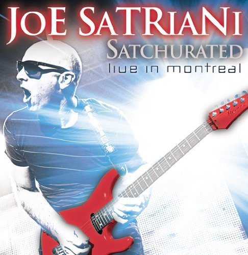 Satchurated: Live in Montreal by Joe Satriani (2012-05-01)