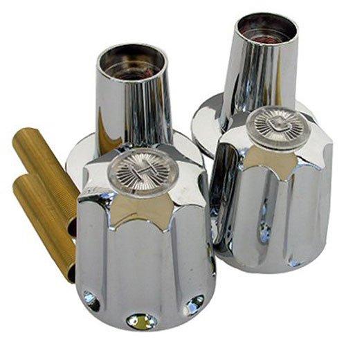 LASCO 01-9153New Style Zwei Ventil chrom Badewanne und Dusche Trim-Set passend für Gerber Marke -