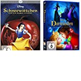 Schneewittchen u. die sieben Zwerge + Dornröschen (Diamond Edition)-2 DVDs-SET-Disney