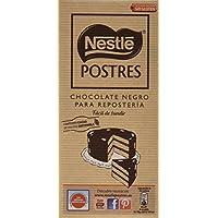 Nestlé - Postres - Chocolate Negro para Repostería ...