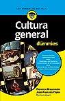 Cultura general para Dummies par Braunstein