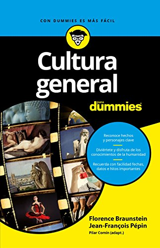 Cultura general para Dummies - Forence Braunstein , Jean-François Pépin
