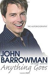 Anything Goes by John Barrowman (2008-04-28)