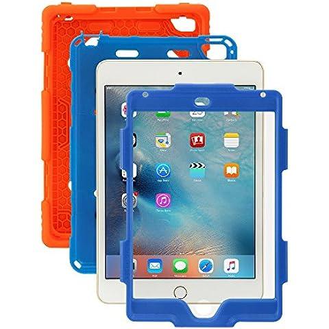 iPad Mini 4caso, para niños ACEGUARDER® [a prueba de golpes] [Militar resistente] carcasa para Apple iPad Mini