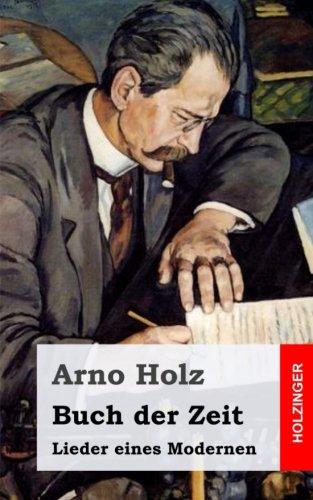 Buch der Zeit: Lieder eines Modernen