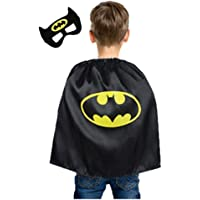 Alice Emporium Superhero Capes for Kids Theme Birthday | Return Gift | Halloween Robe (3-10 Years - Set of 1 - 20…