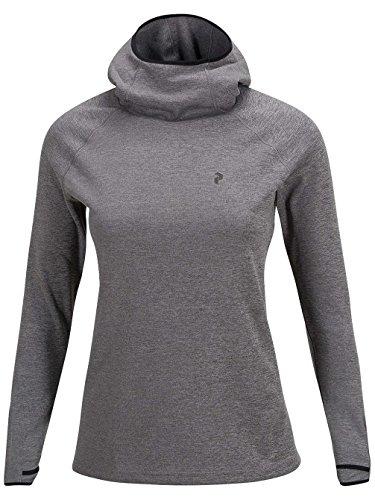 Damen Skiunterwäsche Peak Performance Power Hood Funktionsshirt LS