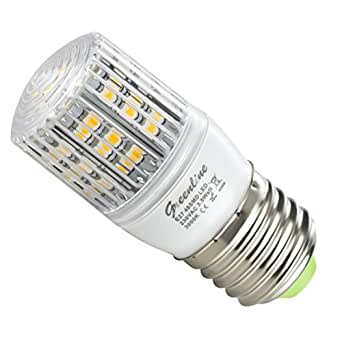 Greenline 5er Pack 3,5 Watt LED Birne mini E27