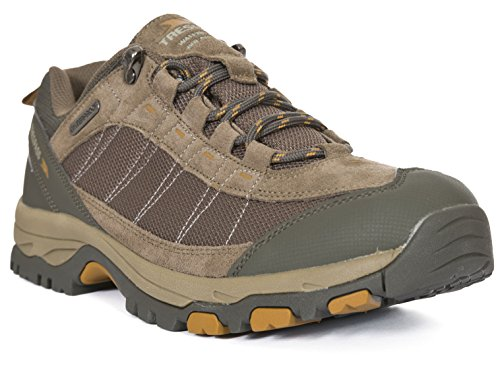 Trespass Scarp, Chaussures Multisport Outdoor homme Marron (Brindle)