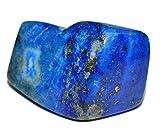 Lapis Lazuli Gemstone Carved & Polished 127Carat