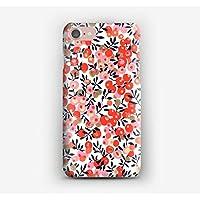 Funda para el iPhone 7, 7+, 6S, 6, 6S+, 6+, 5C, 5, 5S, 5SE, 4S, 4 Liberty Wiltshire Pois de senteur