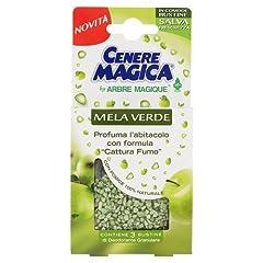 Idea Regalo - Cenere Magica 115713 Deodorante, Mela Verde, Set di 12