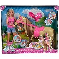 Simba 105733052 - Steffi Love con Cavallo