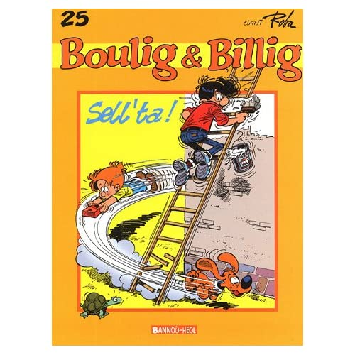Boulig & Billig, Tome 25 : Sell'ta !