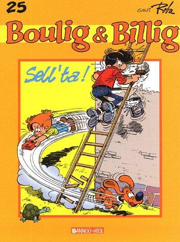 Boulig & Billig, Tome 25 : Sell'ta ! par Jean Roba