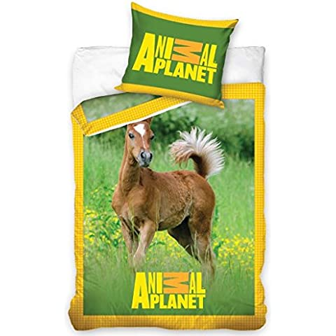 Exclusiv * Animal cavallo biancheria da letto