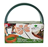 Kit Bordura Lacogreen Verde - 5 metri H.12 cm