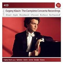 Evgeny Kissin-the Complete Concerto Recording