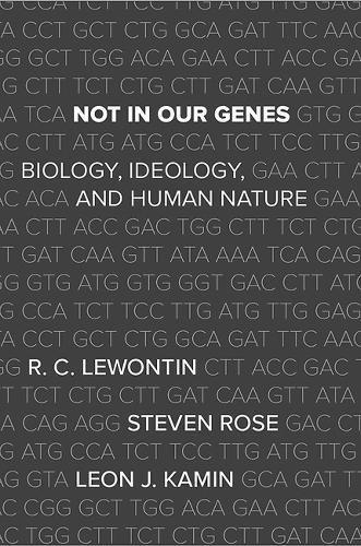 Preisvergleich Produktbild Not In Our Genes: Biology, Ideology, and Human Nature