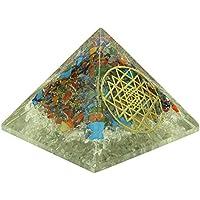HARMONIZE Multistone Orgon Pyramide Chakra Balancing-Therapie Reiki Heilstein Edelsteine ??Generator preisvergleich bei billige-tabletten.eu