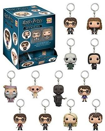 FunKo Pop Llaveros Harry Potter en bolsas sorpr...