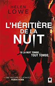 """Afficher """"Héritière de la nuit (L') n° 1 Mur de la nuit (Le)"""""""