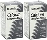 (2 Pack) - HealthAid - Calcium Complete 800mg | 120