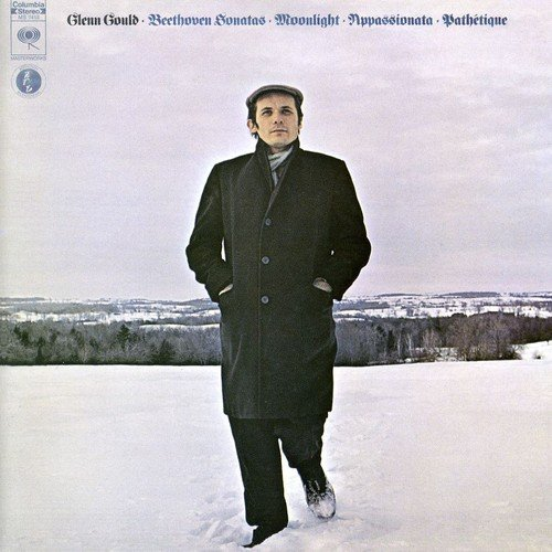 Glenn Gould Jubilee Edition: Beethoven: Beethoven Sonatas: Moonlight, Appassionata, Pathétique
