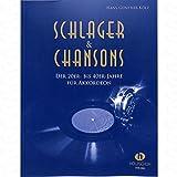 Schlager + Chansons der 20er bis 40er Jahre - arrangiert für Akkordeon [Noten/Sheetmusic]