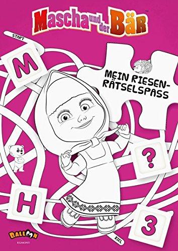 mascha-und-der-bar-mein-riesen-ratselspass